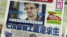 CTV News Channel: How safe is Snowden?