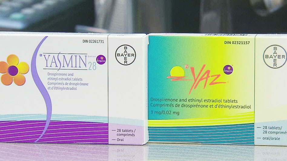 Health Canada says it has received reports of at least 23 young Canadian women who have died while taking one of two commonly prescribed birth control pills, Yaz and Yasmin.