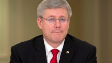 Canada trade England changes industry Harper PM