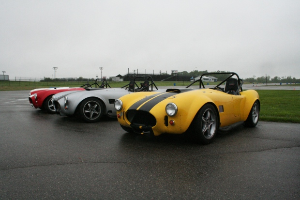 Replica Cobra Racecars