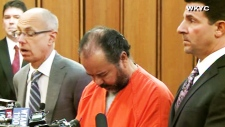 Cleveland man Ariel Castro pleads not guilty