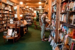 A customer browses books at the Tattered Cover book Store in Denver in this 2012 file photo. (AP Photo/Ed Andrieski)