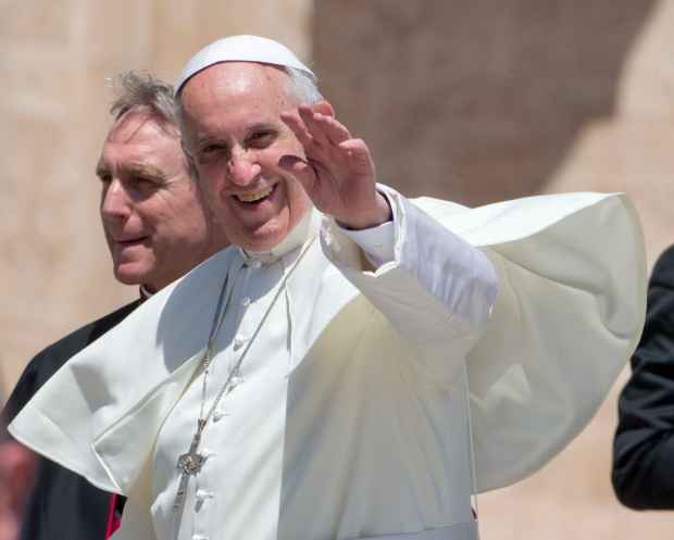 In private remarks, Pope confirms 'gay lobby' at work at ...