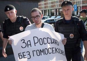 Anti-gay bill passes through Russian Duma