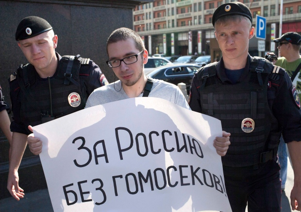 Anti-gay bill passes through Russian Duma