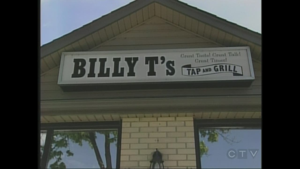 London Mayor Joe Fontana and six councillors met at Billy T's Tap and Grill on Feb. 23, 2013.