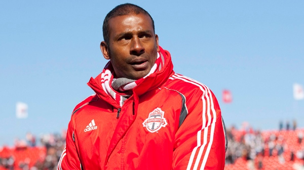 Toronto FC 's new Head Coach Aron Winter had asked media not to enter the team's locker room for post-game interviews.