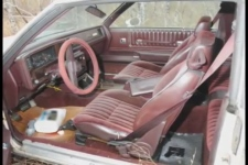 James Carlson car interior