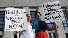 Canada's top court to hear prostitution challenge