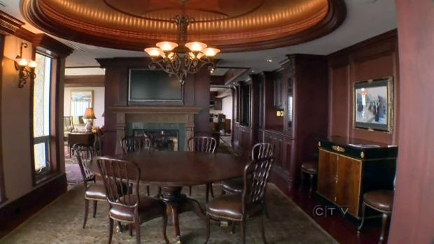 CTV Edmonton: Luxury condo sells for millions