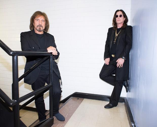 Ozzy Osbourne back with Black Sabbath