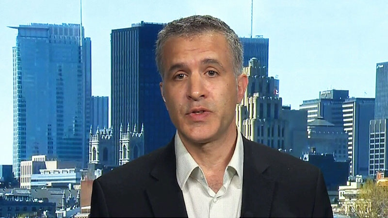 McGill University's Richard Gold speaks with Canada AM, Friday, July 14, 2013.