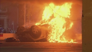 CTV BC: ICBC suing Stanley Cup rioters