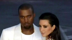 CTV News Channel: Baby girl for Kim and Kanye
