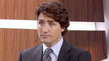 CTV QP: Exclusive with Justin Trudeau