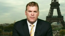 Baird supports U.S. move to arm Syrian rebels
