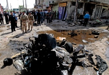 Car bomb in Iraq