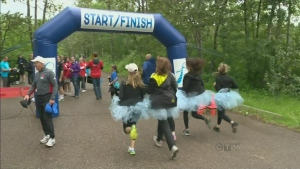 CTV Edmonton: Father's Day Walk and Run