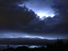 A thunderstorm north of Markham, Ont. on June 16, 2013. ( Ted Brooks / CTV News)