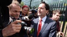 Marois recommends Applebaum's resignation