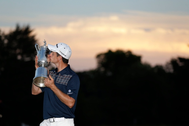 Justin Rose wins U.S. Open