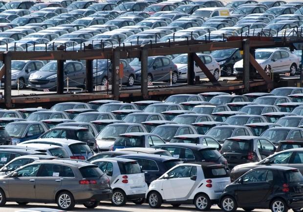 Cars, Piedimonte San Germano, Italy