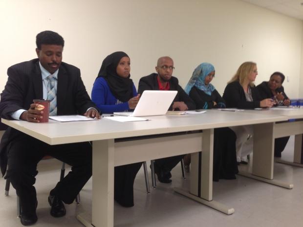 Members of Toronto's Somali community speak out against ...