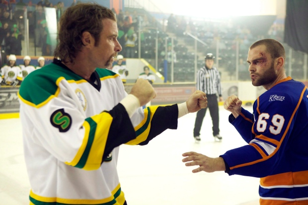 Liev Schreiber, Seann William Scott, Goon