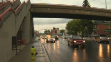 Proposed Macleod Trail taxi stand
