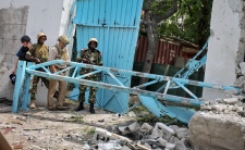 United Nations complex in Mogadishu bombed