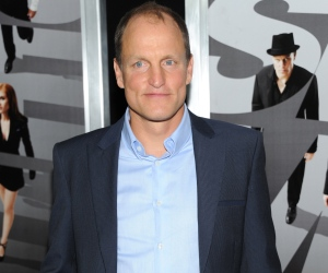 Woody Harrelson attends the 'Now You See Me' premiere at AMC Lincoln Square in New York on May 21, 2013. (Evan Agostini / Invision)