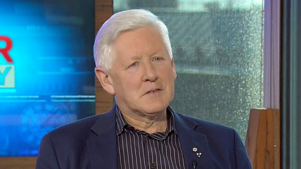 Former Liberal MP Bob Rae opens up about his decision to resign on CTV's Power Play, Wednesday, June 19, 2013.