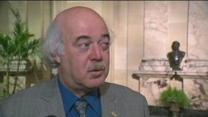 CTV Montreal: Interim mayoral hopefuls put in thei