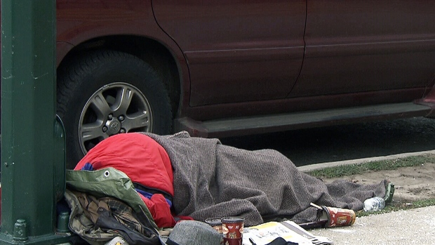CTV News Channel: The cost of homelessness