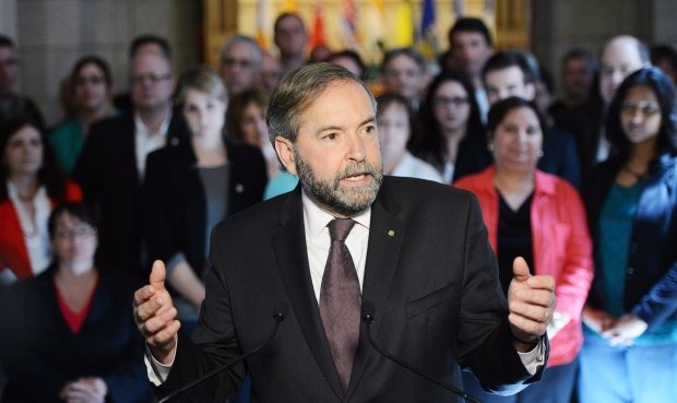 NDP wraps up session