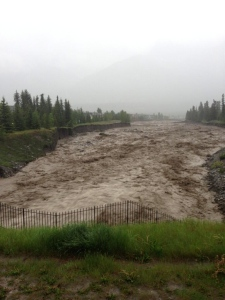 state of emergency in Canmore