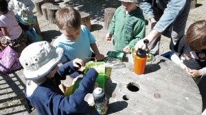 Toronto has its first outdoor kindergarten class