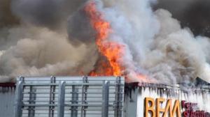 Quebec fireworks warehouse blast