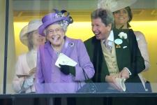 Queen Elizabeth II's horse wins Gold Cup