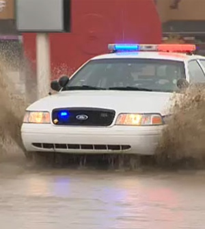 Bragg Creek flooding