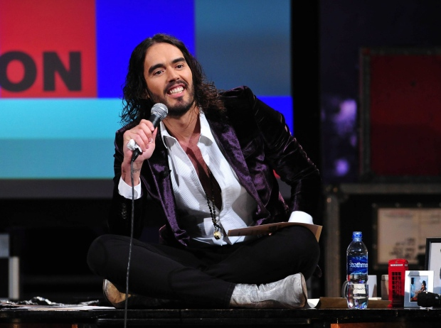 Russell Brand cancels Mideast tour dates