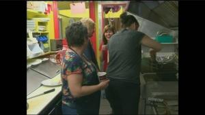 CTV Atlantic:  Maritime millionaires: Diner worker