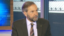 Mulcair confident Canadians want to abolish Senate