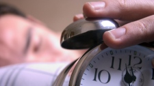 Insufficient sleep is costing the Canadian economy US$21.4 billion per year, according to a new report. (Gaston M. Charles / shutterstock.com)
