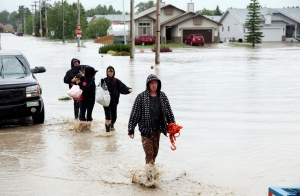 Flooding in Alta.