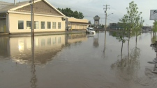 Flooding in High River, Alta.