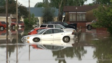 Alberta flooding troops Canada Calgary