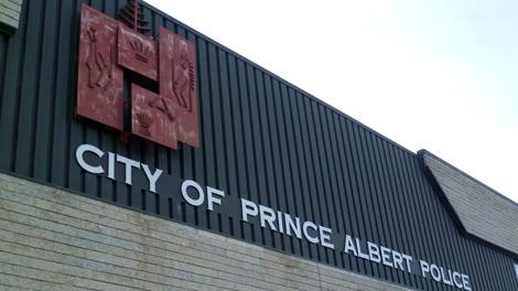 Prince Albert Police station