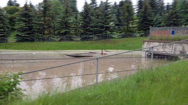 Calgary road closures and CTrain service disruptions | CTV ...