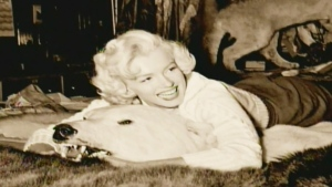 CTV Edmonton: Marilyn Monroe's time in Jasper
